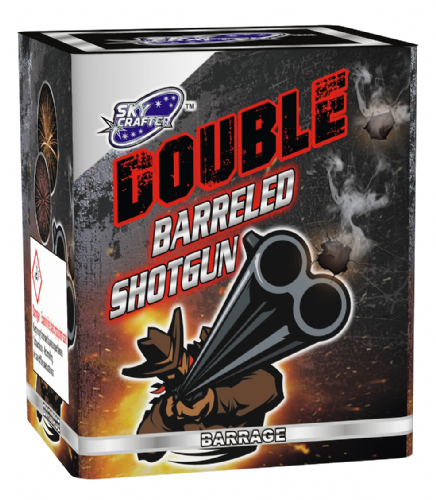 Double barrelled Shotgun